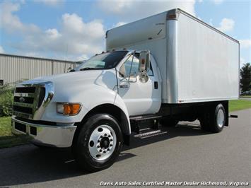 2005 Ford F650 Super Duty XLT DRW Regular Cab 16' Box Truck