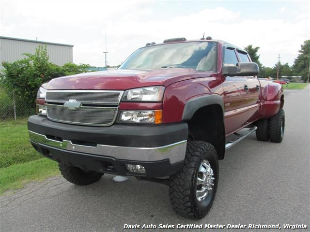 2005 chevrolet silverado 3500 lt duramax diesel lifted 4x4. Black Bedroom Furniture Sets. Home Design Ideas