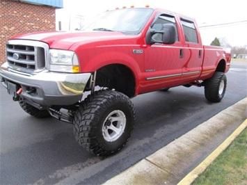 2000 Ford F-350 Truck
