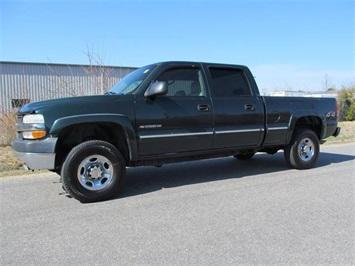 2001 Chevrolet Silverado 2500 LS Truck