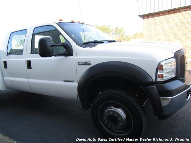 2006 Ford F-450 Super Duty XL Diesel DRW Commercial Utility Work Knapheide Body - Photo 20 - Richmond, VA 23237