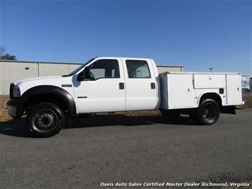 2006 Ford F-450 Super Duty XL Diesel DRW Commercial Utility Work Knapheide Body - Photo 2 - Richmond, VA 23237