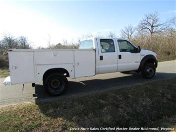 2006 Ford F-450 Super Duty XL Diesel DRW Commercial Utility Work Knapheide Body - Photo 6 - Richmond, VA 23237