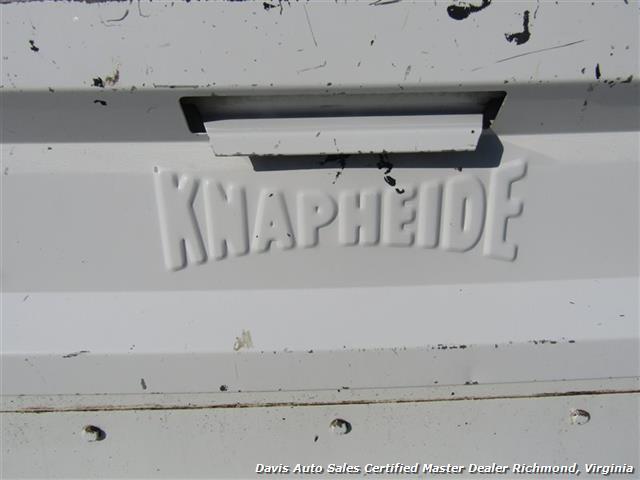 2006 Ford F-450 Super Duty XL Diesel DRW Commercial Utility Work Knapheide Body - Photo 7 - Richmond, VA 23237