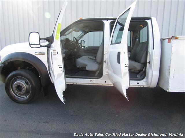 2006 Ford F-450 Super Duty XL Diesel DRW Commercial Utility Work Knapheide Body - Photo 13 - Richmond, VA 23237