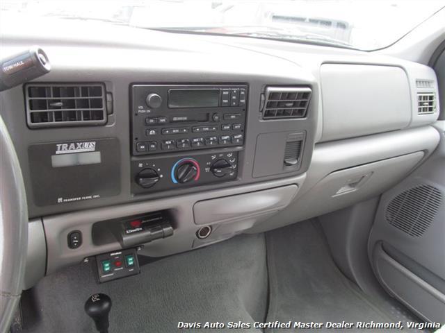 2004 Ford F-550 Super Duty Lariat Diesel Fontaine 4X4 Dually Crew Cab LB - Photo 16 - Richmond, VA 23237