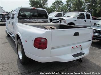 2004 Ford F-550 Super Duty Lariat Diesel Fontaine 4X4 Dually Crew Cab LB - Photo 8 - Richmond, VA 23237