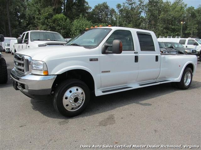 2004 Ford F 550 Super Duty Lariat Diesel Fontaine 4x4