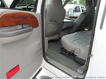 2004 Ford F-550 Super Duty Lariat Diesel Fontaine 4X4 Dually Crew Cab LB - Photo 19 - Richmond, VA 23237