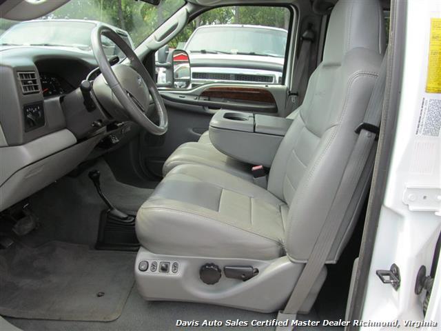 2004 Ford F-550 Super Duty Lariat Diesel Fontaine 4X4 Dually Crew Cab LB - Photo 11 - Richmond, VA 23237