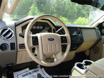 2008 Ford F-450 Super Duty Lariat 6.4 Turbo Diesel Dually Crew Cab Long Bed - Photo 16 - Richmond, VA 23237