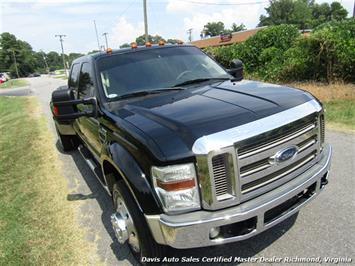 2008 Ford F-450 Super Duty Lariat 6.4 Turbo Diesel Dually Crew Cab Long Bed - Photo 3 - Richmond, VA 23237