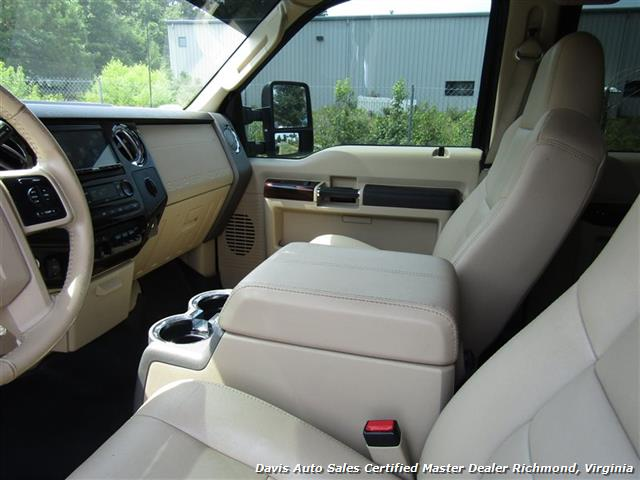 2008 Ford F-450 Super Duty Lariat 6.4 Turbo Diesel Dually Crew Cab Long Bed - Photo 18 - Richmond, VA 23237