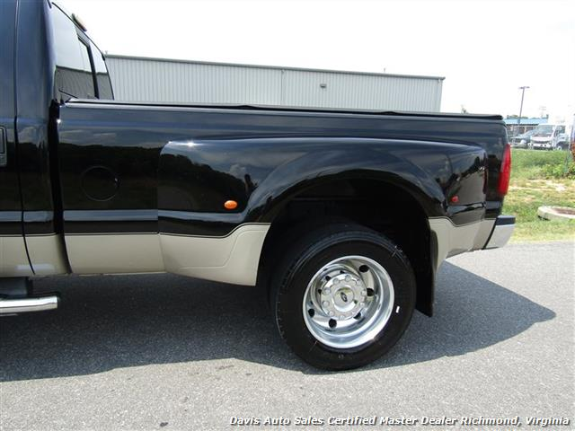 2008 Ford F-450 Super Duty Lariat 6.4 Turbo Diesel Dually Crew Cab Long Bed - Photo 25 - Richmond, VA 23237