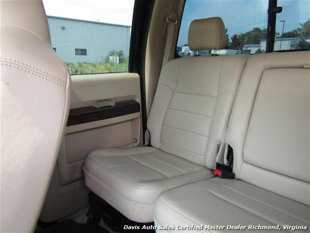 2008 Ford F-450 Super Duty Lariat 6.4 Turbo Diesel Dually Crew Cab Long Bed - Photo 29 - Richmond, VA 23237