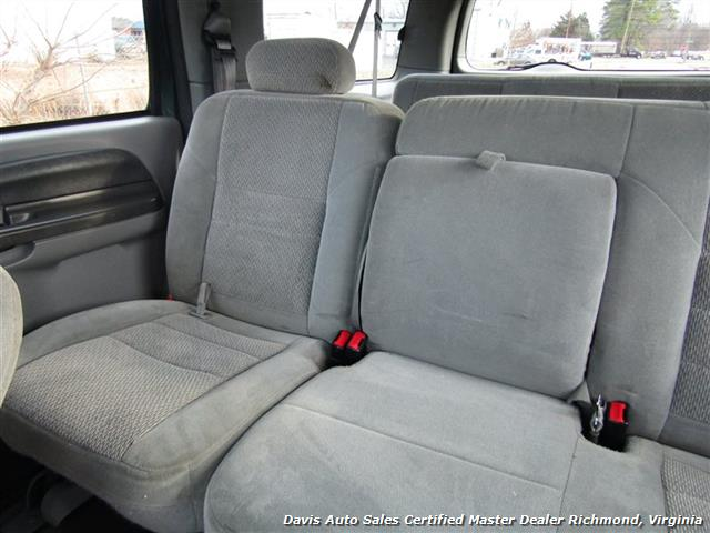 2004 Ford Excursion XLT 4x4 SUV Loaded With 3rd Row Seating - Photo 13 - Richmond, VA 23237