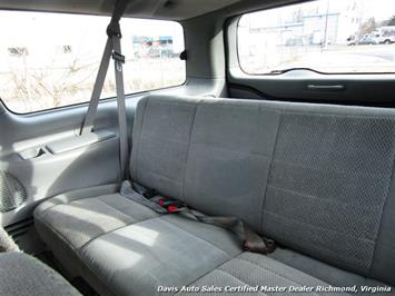 2004 Ford Excursion XLT 4x4 SUV Loaded With 3rd Row Seating - Photo 18 - Richmond, VA 23237