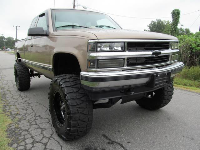 1995 Chevrolet K1500 Cheyenne