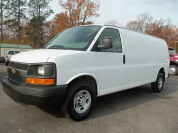 2007 Chevrolet Express 2500 Van