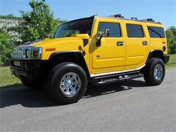 2003 Hummer H2 Adventure Series SUV