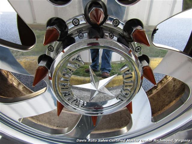 2003 Chevrolet Silverado 2500 LT Duramax Diesel Lifted 4X4 Crew Cab Short Bed - Photo 40 - Richmond, VA 23237