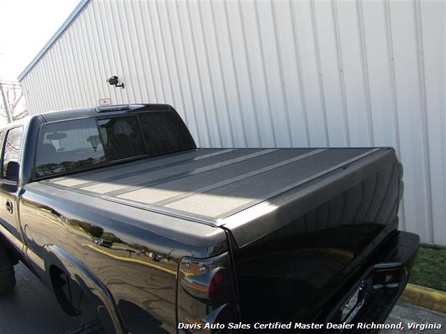 2003 Chevrolet Silverado 2500 LT Duramax Diesel Lifted 4X4 Crew Cab Short Bed - Photo 33 - Richmond, VA 23237