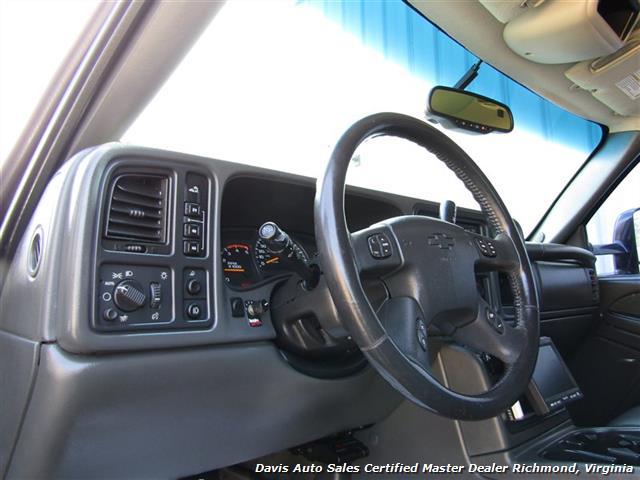 2003 Chevrolet Silverado 2500 LT Duramax Diesel Lifted 4X4 Crew Cab Short Bed - Photo 20 - Richmond, VA 23237