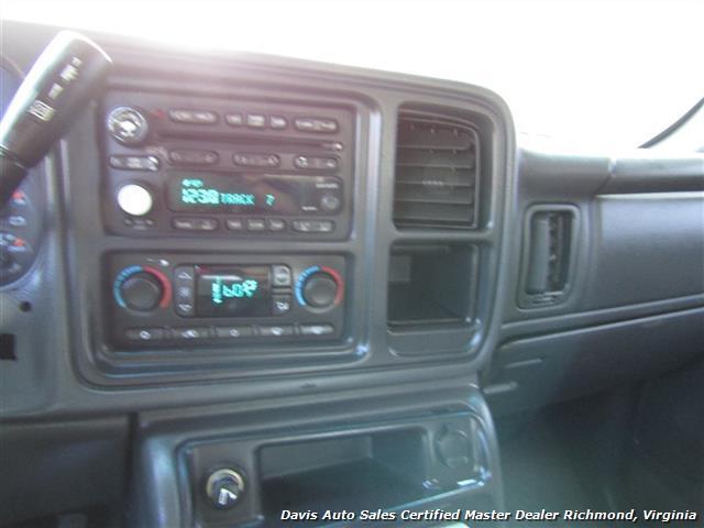 2003 Chevrolet Silverado 2500 LT Duramax Diesel Lifted 4X4 Crew Cab Short Bed - Photo 16 - Richmond, VA 23237
