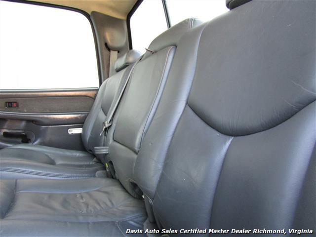 2003 Chevrolet Silverado 2500 LT Duramax Diesel Lifted 4X4 Crew Cab Short Bed - Photo 21 - Richmond, VA 23237