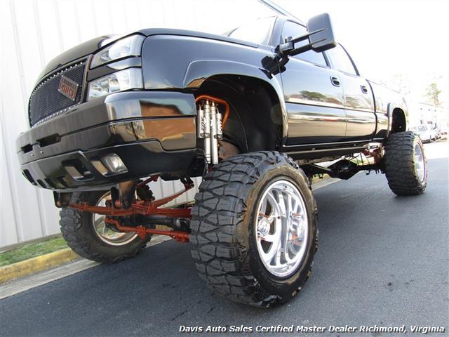 2003 Chevrolet Silverado 2500 LT Duramax Diesel Lifted 4X4 Crew Cab Short Bed - Photo 35 - Richmond, VA 23237
