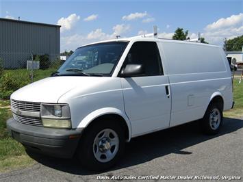 2003 Chevrolet Astro Cargo Commercial Work Van