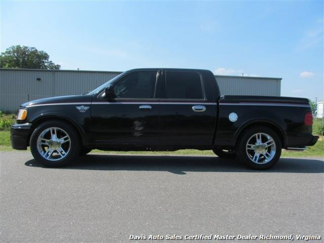 Ford F Harley Davidson Th Anniversary Edition Supercharged