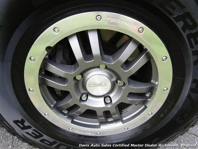 2011 Toyota Tundra Grade TRD Rock Warrior SR5 Leveled Lifted 4X4 CrewMax 5.7 iForce - Photo 20 - Richmond, VA 23237