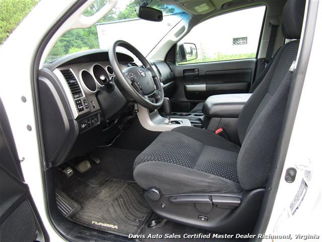 2011 Toyota Tundra Grade TRD Rock Warrior SR5 Leveled Lifted 4X4 CrewMax 5.7 iForce - Photo 6 - Richmond, VA 23237