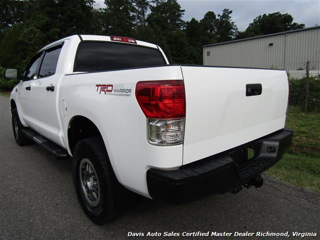 2011 Toyota Tundra Grade TRD Rock Warrior SR5 Leveled Lifted 4X4 CrewMax 5.7 iForce - Photo 5 - Richmond, VA 23237