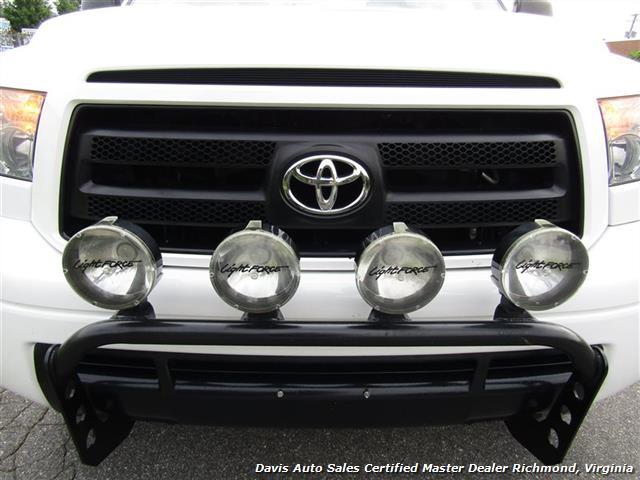 2011 Toyota Tundra Grade TRD Rock Warrior SR5 Leveled Lifted 4X4 CrewMax 5.7 iForce - Photo 21 - Richmond, VA 23237