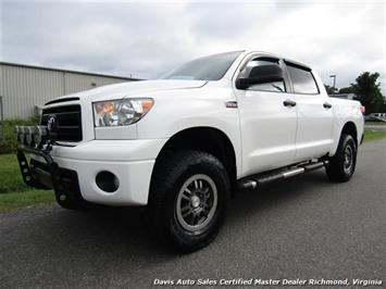 2011 Toyota Tundra Grade TRD Rock Warrior SR5 Leveled Lifted 4X4 CrewMax 5.7 iForce Truck