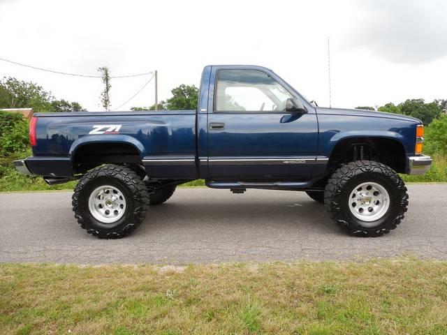 1998 Chevrolet K1500 Cheyenne