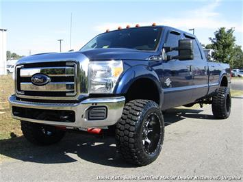 2012 Ford F-250 Super Duty XLT 6.7 Diesel Lifted 4X4 Crew Cab LB Truck