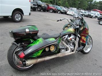2008 Big Bear Custom Chopper Motorcycle