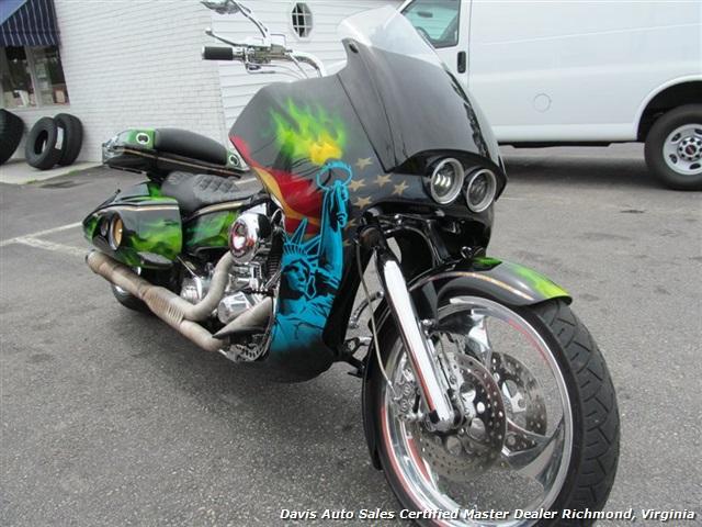 2008 Big Bear Custom Chopper Motorcycle - Photo 24 - Richmond, VA 23237