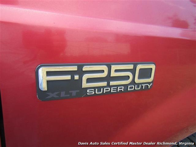2001 Ford F-250 Super Duty XLT Regular Cab Long Bed - Photo 5 - Richmond, VA 23237