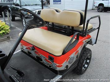 Ez Credit Auto Sales >> 2007 EZ-GO Electric Golf Cart Harley-Davidson Edition