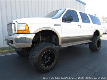 2000 Ford Excursion Limited Lifted 4X4 7.3 Power Stroke Turbo Diesel SUV