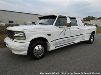 1997 Ford F-350 XLT 7.3 Powerstroke Turbo Diesel Dually Crew Cab Truck