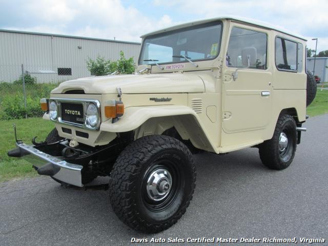 1980 toyota land cruiser bj40 fj40 4x4 diesel. Black Bedroom Furniture Sets. Home Design Ideas