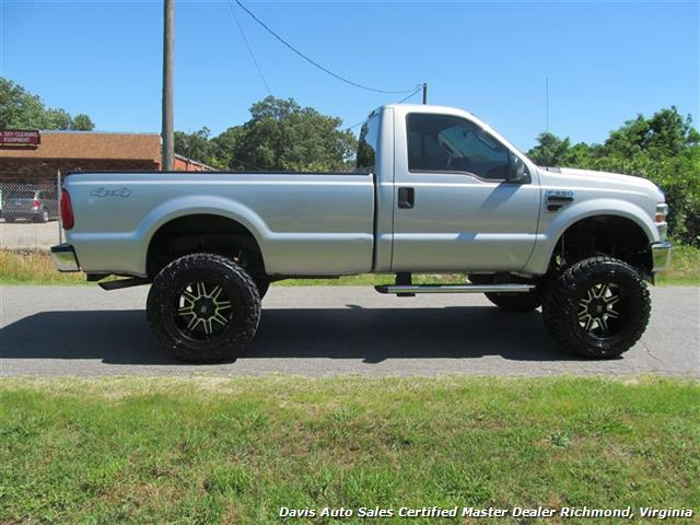 Tailgate For Ford F250 2008 Ford F-250 Super Duty Lifted XLT 4X4 Regular Cab Long Bed - Photo ...