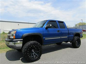 2004 Chevrolet Silverado 1500 LS Z71 Lifted 4X4 Extended Cab Short Bed Truck