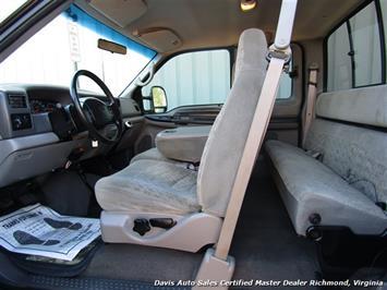 1999 Ford F-250 Super Duty XLT 7.3 Diesel Lifted 4X4 Manual Quad - Photo 9 - Richmond, VA 23237