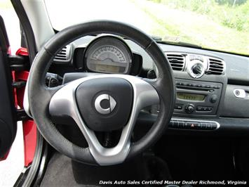 2010 Smart Car fortwo passion 2 Door Hatchback Mercedes - Photo 17 - Richmond, VA 23237